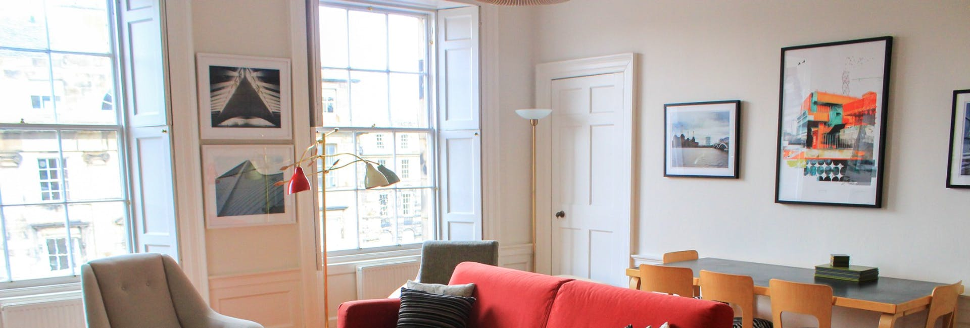 Featured Image for 3 (2F2) Great King Street Central New Town Edinburgh